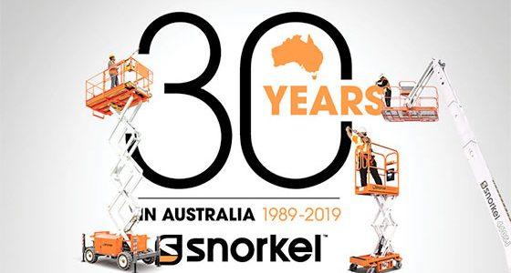 30 Years in Australia 1989-2019